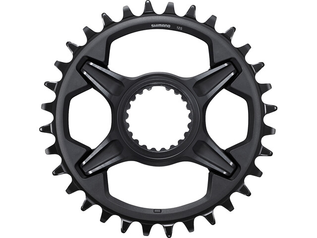 Shimano Deore XT FC-M8100 Chainring Single Speed black
